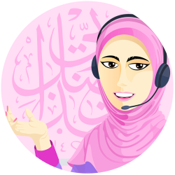 Online Arabic courses by female tutors